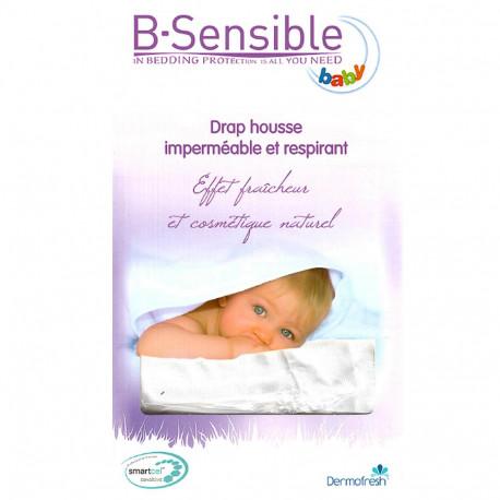 Protège-matelas B-Sensible bébé